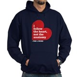 Alice L Word Quote Hoodie