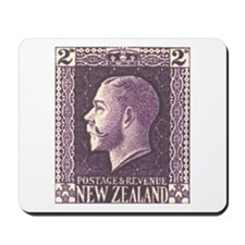 New Zealand 1915 KGV Mousepad