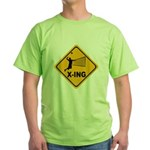 Volleyball X-ing Green T-Shirt