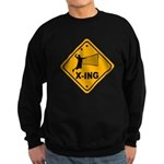 Volleyball X-ing Sweatshirt (dark)