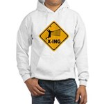 Volleyball X-ing Hooded Sweatshirt