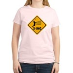 Volleyball X-ing Women's Light T-Shirt