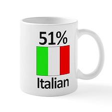 51% Italian Mug