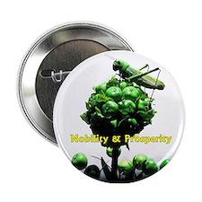 "Little Grasshopper - nobility 2.25"" Button"