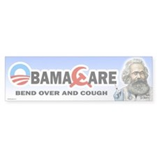 Obama Care - Dr. Marx Bumper Sticker (50 pk)