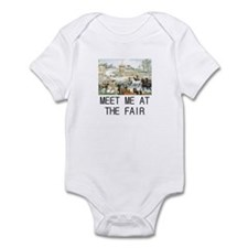 Country Fair Infant Bodysuit