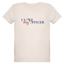 Love My Officer T-Shirt