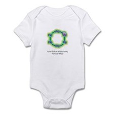 Funny chemistry shirts and chemist gifts Infant Bo