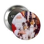 Sheltie Christmas with Santa 2.25