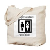 Cute Romance and sexuality Tote Bag