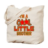 I'm A Cool Little Brother Tote Bag