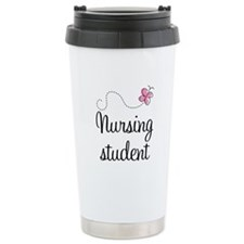 Nursing School Student Ceramic Travel Mug