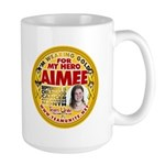 For Aimee Large Mug