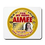 For Aimee Mousepad