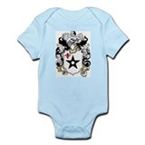 Ashton Coat of Arms Infant Creeper