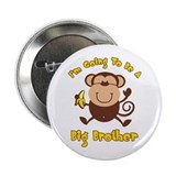 "Monkey Future Big Brother 2.25"" Button"