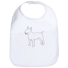 Bullterrier - BULLY GIRL - Bib