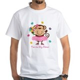 Monkey Big Sister Shirt