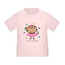 Monkey Big Sister T