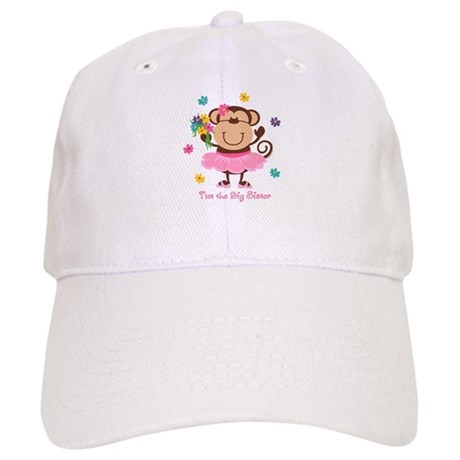 Monkey Big Sister Cap