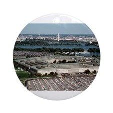The Pentagon Ornament (Round)
