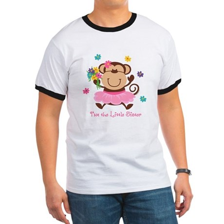 Monkey Little Sister Ringer T