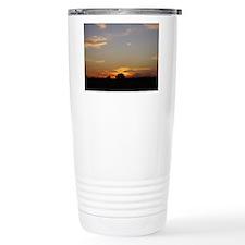 Shades Of Sunset Travel Mug