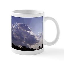 Shades Of Blue Sky Mug