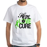 Lymphoma HOPE LOVE CURE Shirt