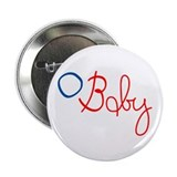 "O Baby 2.25"" Button (100 pack)"