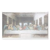The Last Supper. Rectangle Sticker 10 pk)