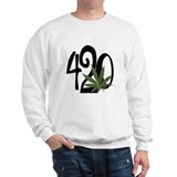 It must be 420 - Sweatshirt