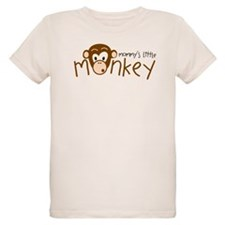 Mommy's Little Monkey T-Shirt