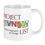 Project Laundry List Mug