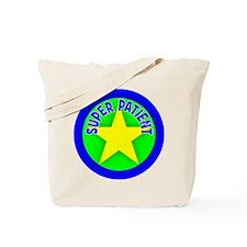 Super Patient Tote Bag