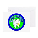 Super Patient Greeting Cards (Pk of 10)