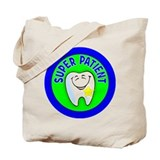 Super Patient Tote Bag