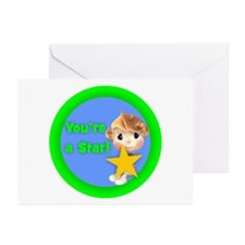 Super Patient Greeting Cards (Pk of 20)