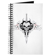 Sword Skull - BLK Journal
