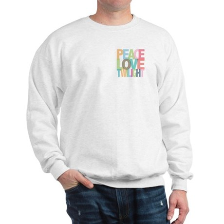 Peace Love Twilight Sweatshirt