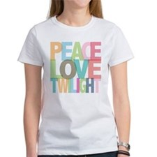 Peace Love Twilight Tee