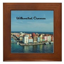 Curacao Framed Tile