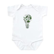 Bright Idea Light Bulb Infant Bodysuit