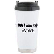 EVolve Ceramic Travel Mug