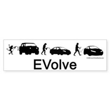 EVolve Bumper Bumper Sticker