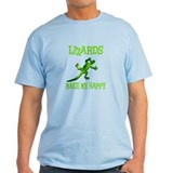 Lizards T-Shirt