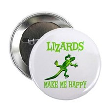 "Lizards 2.25"" Button (100 pack)"