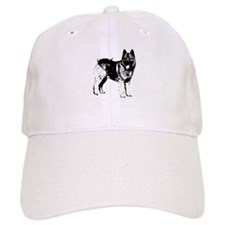 Norwegian Elkhound Baseball Cap