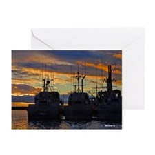 New Day of Fishing - Greeting Cards (Pk of 10)