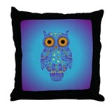 H00t Owl Throw Pillow
